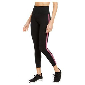 Ideology Pop Stripe High-Waist Leggings size XL
